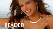 beaded bra strap collection